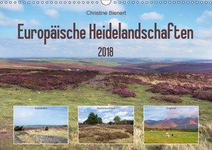 Europäische Heidelandschaften