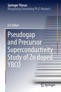 Pseudogap and Precursor Superconductivity Study of Zn doped YBCO
