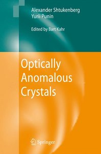 Optically Anomalous Crystals