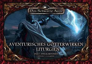 DSA5 Spielkartenset Avenurisches Götterwirken - Liturgien
