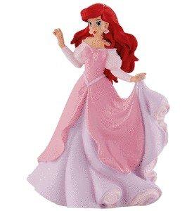 Bullyland 12312 - Walt Disney, Arielle im rosa Kleid, ca. 10 cm