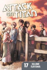 Attack on Titan: Volume 17