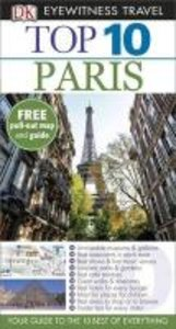 Eyewitness Top 10 Travel Guide: Paris