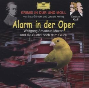 Alarm in der Oper. CD