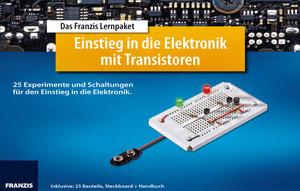 Lernpaket Einstieg in die Elektronik mit Transistoren