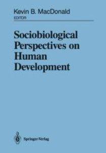 Sociobiological Perspectives on Human Development