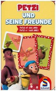 Petzi, Petzi und seine Freunde (Kinderspiel)