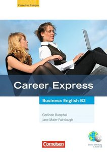 Career express - Business English. Kursbuch mit CD und Phraseboo