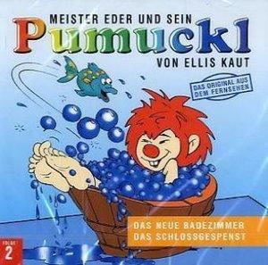 Meister Eder 02 und sein Pumuckl. Das neue Badezimmer. Das Schlo