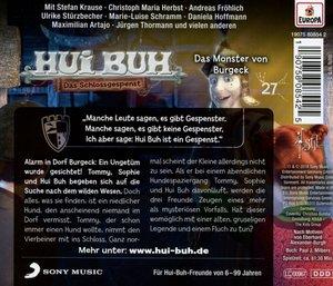 Hui Buh - neue Welt 027/Das Monster von Burgeck