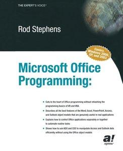 Microsoft Office Programming