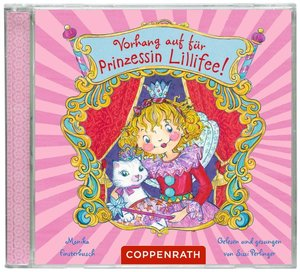 CD: Vorhang auf für Prinzessin Lillifee!