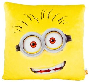 United Labels 119851 Minions - Kissen Faces
