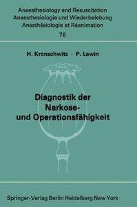 Diagnostik der Narkose- und Operationsfähigkeit