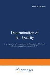Determination of Air Quality