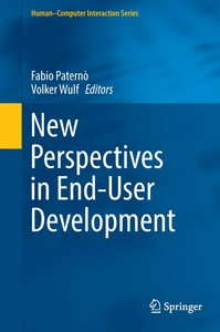 New Perspectives in End User Development