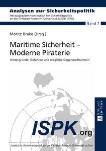 Maritime Sicherheit - Moderne Piraterie