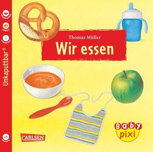 Baby Pixi, Band 29: VE 5 Wir essen