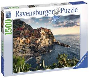 Blick auf Cinque Terre (Puzzle)