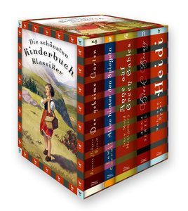 Die schönsten Kinderbuch-Klassiker: Der geheime Garten, Alice hi
