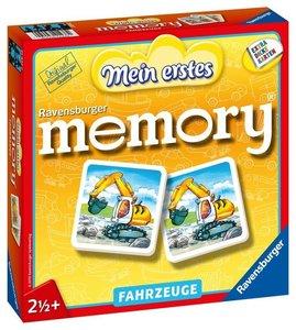 Mein erstes memory® Fahrzeuge