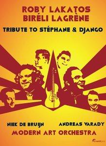 Tribute To St?phane & Django (DVD)