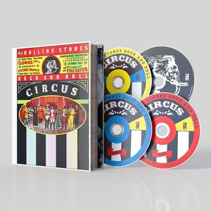 THE ROLLING STONES ROCK AND ROLL CIRCUS (Limited DLX)