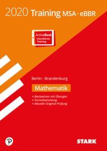 Training MSA/eBBR 2020 - Mathematik - Berlin/Brandenburg