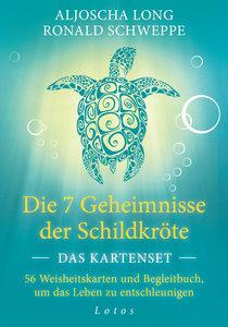 Die 7 Geheimnisse der Schildkröte - Das Kartenset