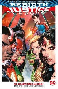 Justice League Rebirth