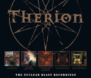 The Nuclear Blast Recordings (6CD Box)