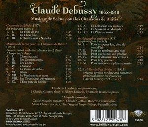 Debussy:Musique De Scene