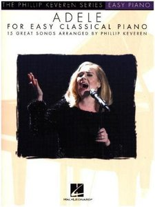 The Phillip Keveren Series: Adele For Easy Classical Piano