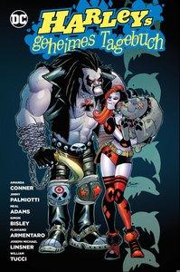 Harley Quinn: Harleys geheimes Tagebuch