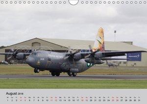 Transportflugzeug C-130 Hercules