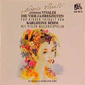 Die vier Jahreszeiten. CD