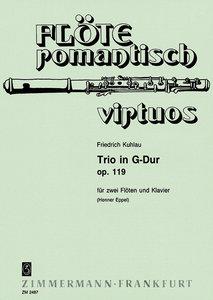 Trio in G-Dur op. 119
