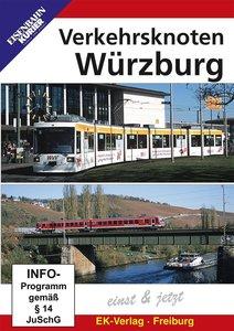 Verkehrsknoten Würzburg, 1 DVD-Video