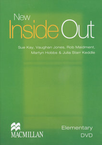 New Inside Out Elementary. DVD