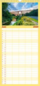 Vogtland - unsere Heimat - Familienplaner hoch (Wandkalender 202