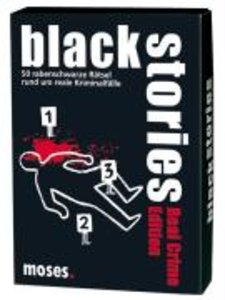 black stories - Real Crime Edition