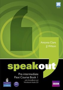 Speakout Pre-Intermediate Flexi Course Book 1