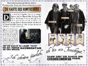 Aus den Filmen zu Harry Potter: Die Karte des Rumtreibers - Eine