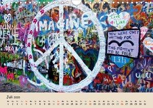 PRAG? wo der Frieden seine Mauer hat