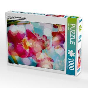 CALVENDO Puzzle Traumhafte Miltonia Orchidee 1000 Teile Lege-Grö