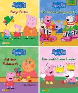 Peppa Pig. Nr.5-8