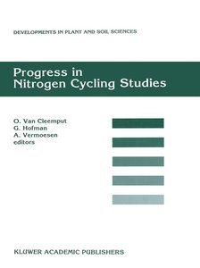 Progress in Nitrogen Cycling Studies