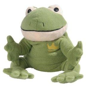 Wärmestofftier Warmies Frosch