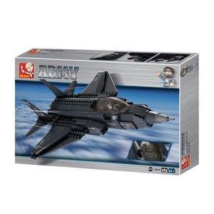 Sluban ARMY M38-B0510 - Kampfjet II, 252 Teile