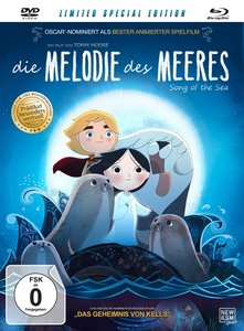 Die Melodie des Meeres - Song of the Sea - Mediabook